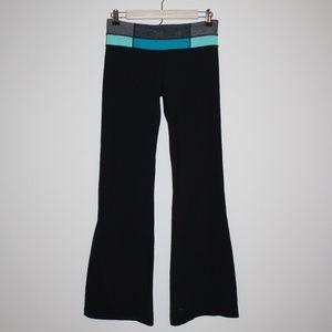 Lululemon | Hight Waist Straight Flare Yoga Pants